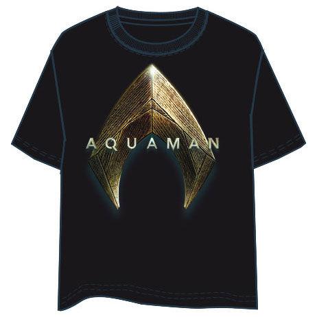 Camiseta Aquaman DC Comics adulto