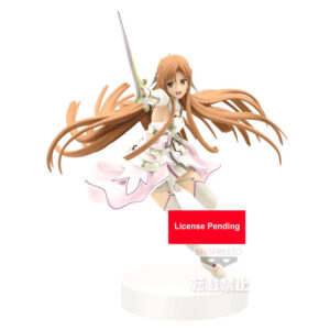 Figura Asuna The Goddess of Creation Stacia Alicization War of Underworld Sword Art Online 20cm