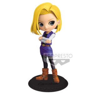 Figura Android Dragon Ball Z Q Posket A 14cm