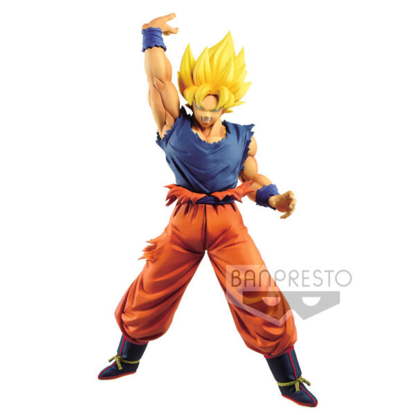 Figura Maximatic The Son Goku Dragon Ball Z 25cm