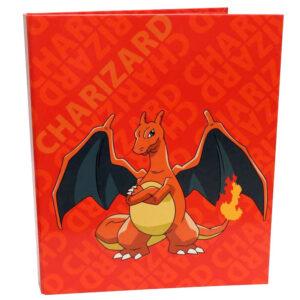 Carpeta A4 Charizard Pokemon anillas