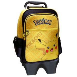 Trolley Pikachu Pokemon 41cm