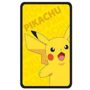Plumier Pikachu Pokemon triple