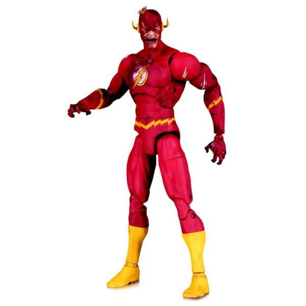 Figura articulada The Flash DCeased DC Comics 18cm