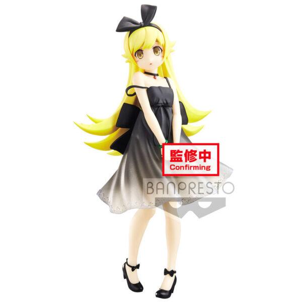 Figura Espresto Shinobu Oshino Ishin Nishio Anime Project Monogatari Series 20cm