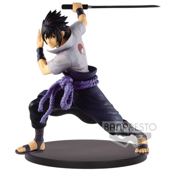 Figura Vibration Stars Uchiha Sasuke II Naruto Shippuden 17cm