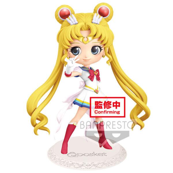 Figura Super Sailor Moon Sailor Moon Eternal The Movie Q Posket A 14cm