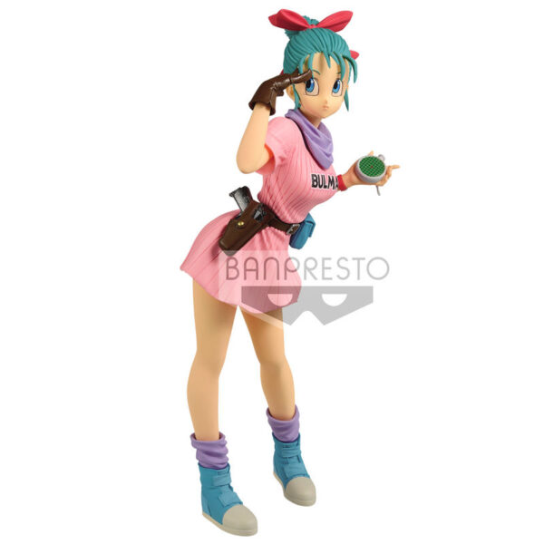 Figura Glitter & Glamours Bulma III Dragon Ball A 25cm