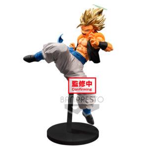 Figura Super Saiyan Gogeta Special IX Blood of Saiyans Dragon Ball Super 19cm