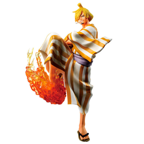 Figura Ichibansho Sangoro Full Force One Piece 19cm