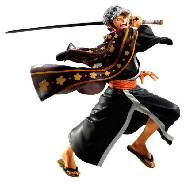 Figura Ichibansho Trafalgar Law Full Force One Piece 20cm