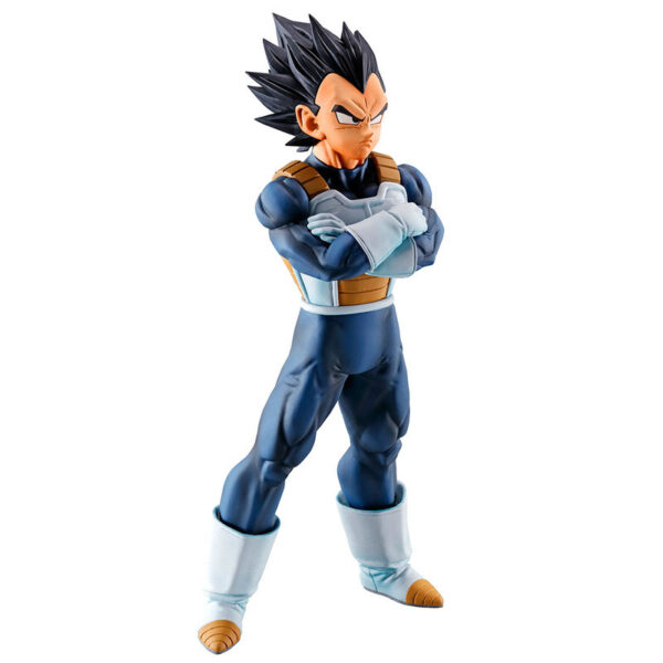 Figura Ichibansho Vegeta Strong Chains Dragon Ball Super 23cm