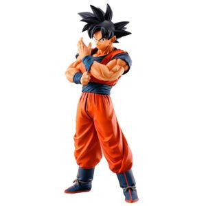 Figura Ichibansho Son Goku Strong Chains Dragon Ball Super 25cm