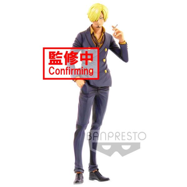 Figura Grandista Sanji Manga Dimensions One Piece 27cm