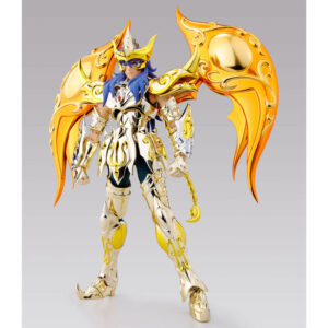 Figura Milo Caballero de Scorpio Saint Seiya Soul Of Gold 18cm