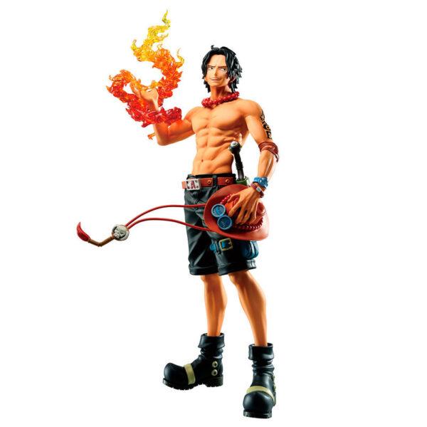 Figura Ichibansho Portgas D. Ace Treasure Cruise One Piece 20cm