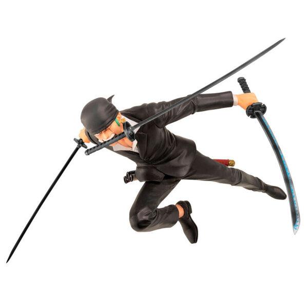 Figura Ichibansho Roronoa Zoro Treasure Cruise One Piece 20cm