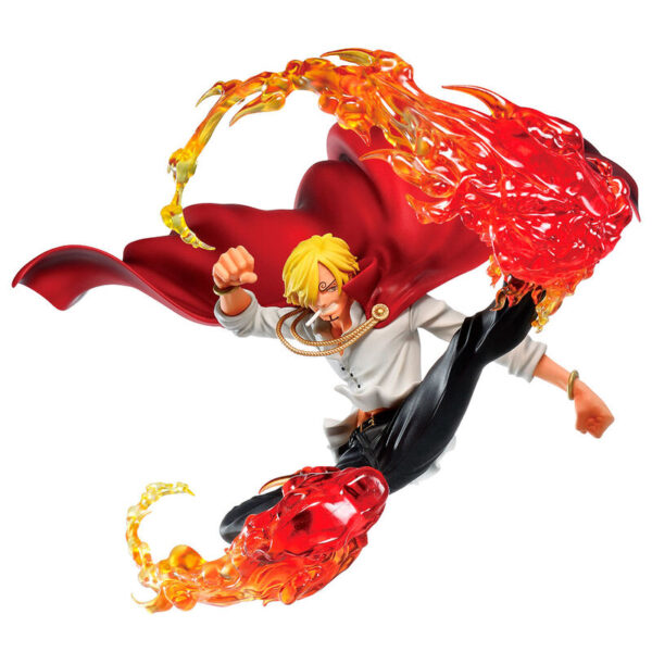Figura Ichibansho Sanji Treasure Cruise One Piece 11cm