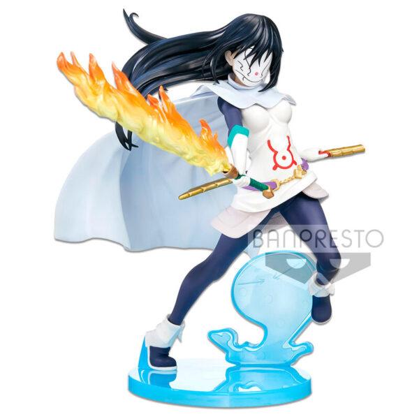 Figura Shizu Conqueror of Flames Espresto That Time I Got Reincarnated as a Slime 21cm