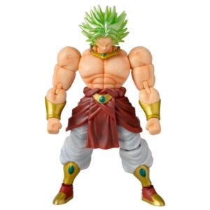 Figura Super Saiyan Broly Dragon Stars Dragon Ball Z 16cm