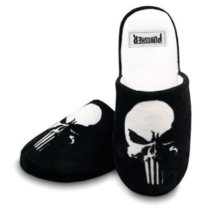 Pantuflas The Punisher Marvel hombre