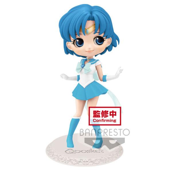 Figura Sailor Mercury Sailor Moon Eternal The Movie Q Posket B 14cm