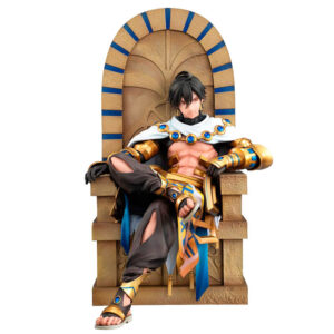 Estatua Rider Ojiman Diaz Fate Grand Order 20cm