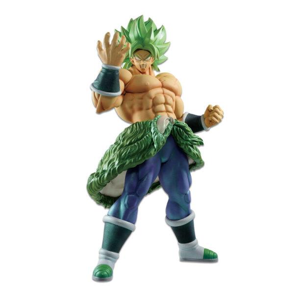 Figura Ichibansho Super Saiyan Broly Full Power vs Omnibus Dragon Ball Z 30cm