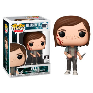 Figura POP The Last Of Us Ellie