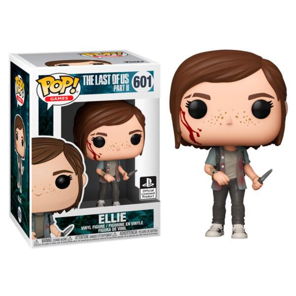 Figura POP The Last Of Us Ellie
