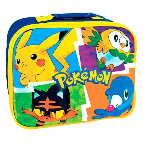 Bolsa portameriendas Pokemon