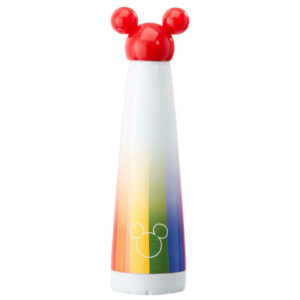 Botella metal Mickey Rainbow Disney