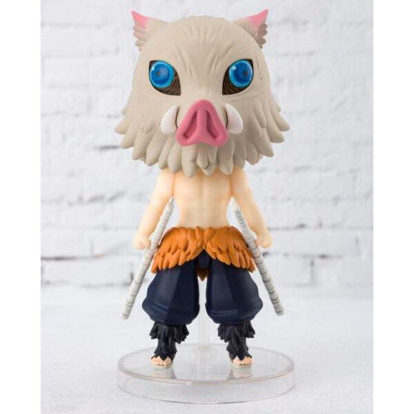 Figura Inosuke Hashibira Demon Slayer Kimetsu no Yaiba 9cm