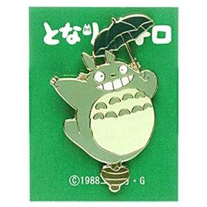 Pin Totoro volando Mi Vecino Totoro