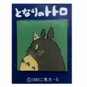 Pin Totoro Mi Vecino Totoro