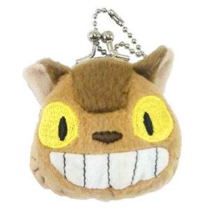 Monedero peluche Gatobus Mi Vecino Totoro