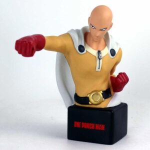 Busto hucha Saitama One Punch Man 20cm