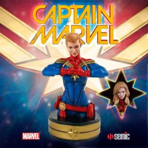 Busto Capitana Marvel Marvel 20cm