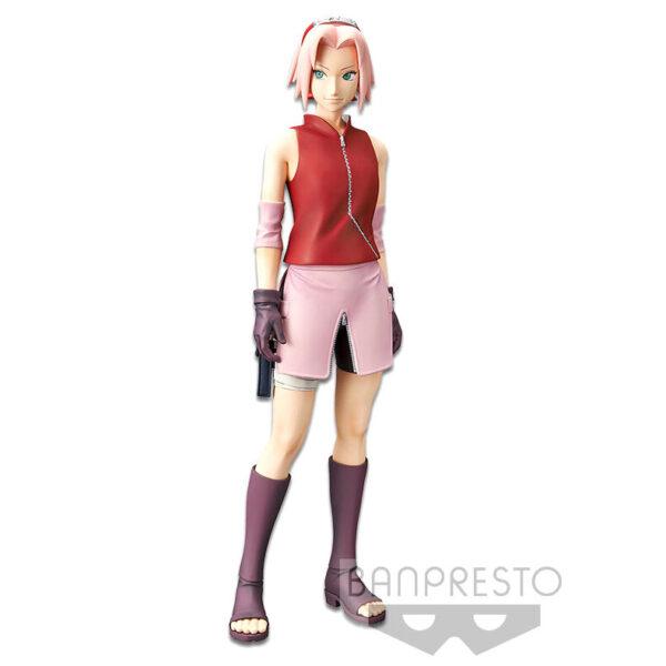 Figura Haruno Sakura Shinobi Relations Naruto Shippuden 26cm