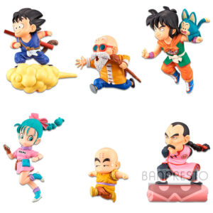 Figura World Collectable The Historical Characters Dragon Ball World surtido 7cm