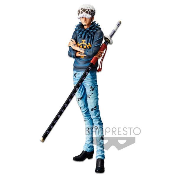 Figura Trafalgar Law The Grandline Men One Piece 29cm