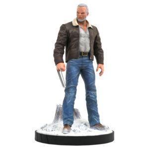 Estatua Viejo Logan X-Men Marvel 23cm