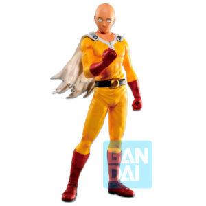 Figura Ichibansho Normal Face Saitama One Punch Man 25cm