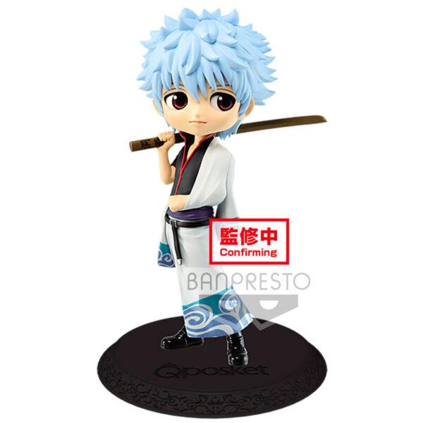 Figura Gintoki Sakata Gintama Q Posket A 15cm