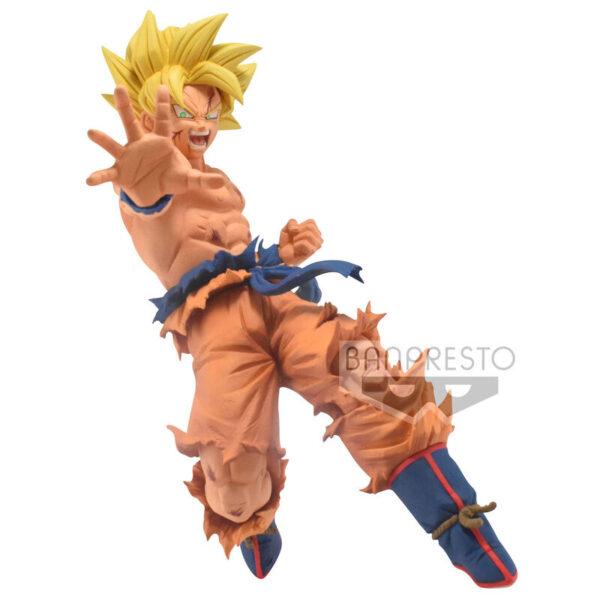 Figura Son Goku Father Son Kamehameha Drawn by Toyotaro Dragon Ball Super 16cm