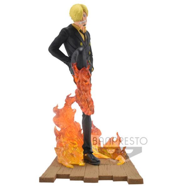 Figura Fight vol. 2 One Piece Log File Selection 15cm