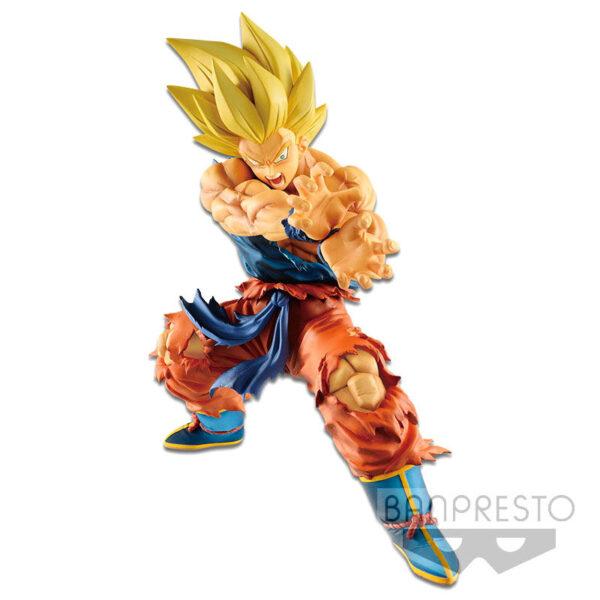 Figura Kamehameha Son Goku Dragon Ball Legends 17cm