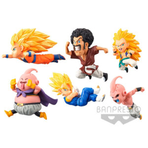 Figura World Collectable The Historical Characters vol. 3 Dragon Ball Z surtido 7cm