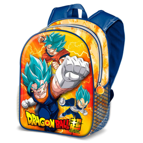 Mochila 3D Dragon Ball Super 31cm