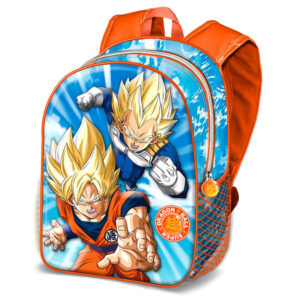 Mochila 3D Team Dragon Ball Super 31cm